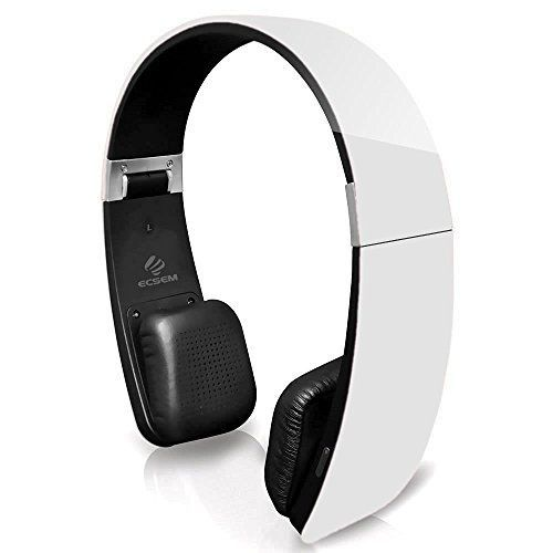 Bluetooth Headset for Smart LED TV Samsung KS9800 Touch Wireless Headphones for Samsung UN65KS9800 Curved 65Inch 4K Ultra HD Smart LED TV 2016 Model White ** Check out the image by visiting the link.