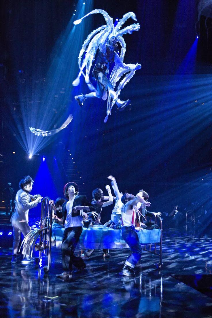 The Best Las Vegas Shows Are Cirque Du Soleil Shows