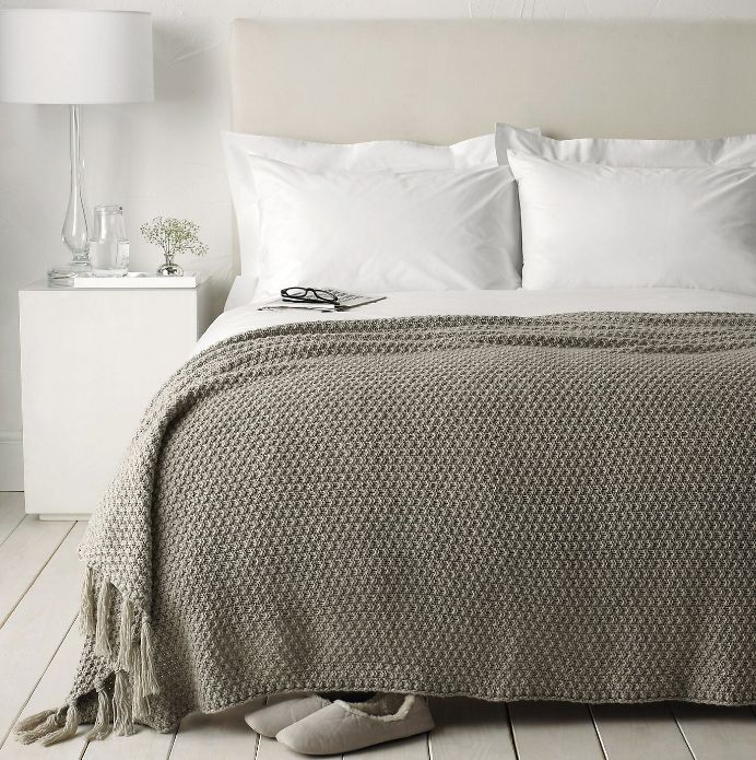 linton throw white company