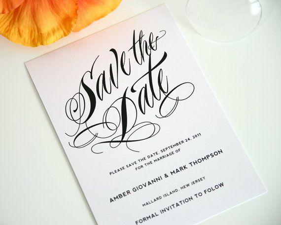 Dramatic script font and letterpress simpler details