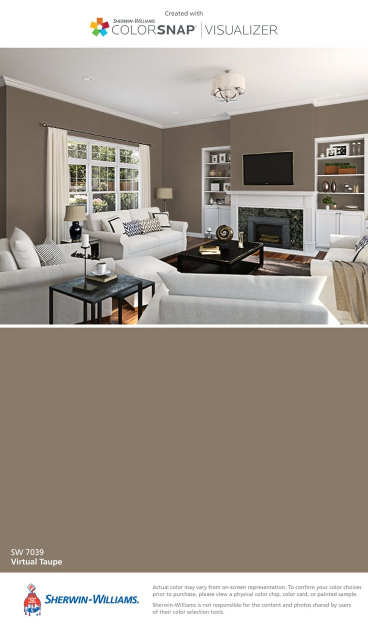 I Found This Color With Colorsnap Visualizer For Iphone By Sherwin Williams Virtual