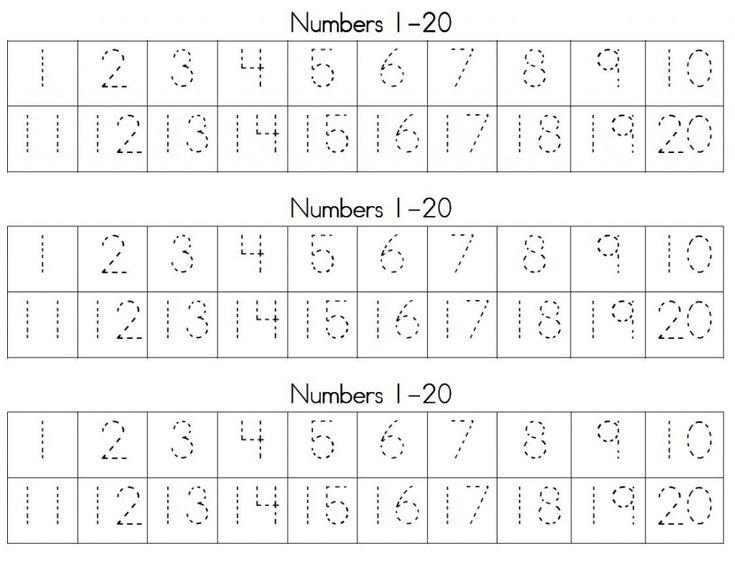 Number Names Worksheets tracing numbers 1-100 worksheets : 1-100 Number Chart Printable | Kiddo Shelter | Alphabet and ...