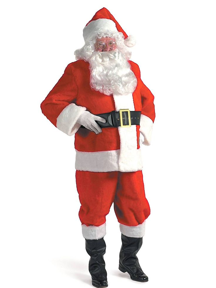 Rental Quality Santa Suit Costume | Wholesale Christmas Costumes for Adults