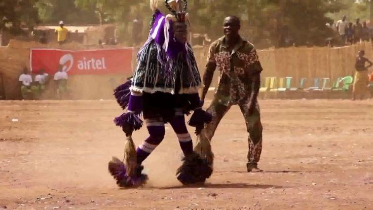 Африканский зажигательный танец или Мальчик хочет в Тамбов