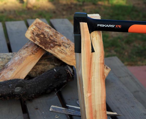 Easily split firewood for your next camping trip by choosing the right axe. Whether you're chopping kindling or splitting logs, these tips will help you select the best tool.