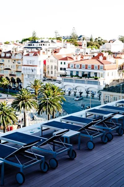 Galeria Hotel Cascais ,Hotel Baia na Costa do Estoril , Portugal