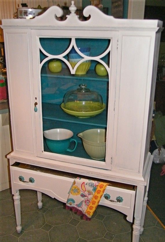 1000 Images About Small Hutch On Pinterest Furniture