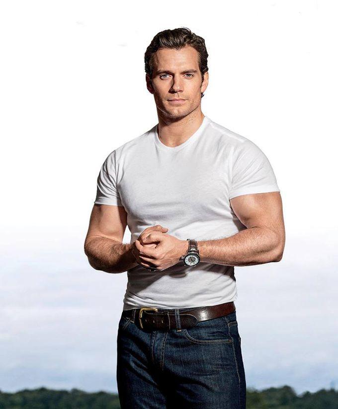 Генри Кавилл в Men's Fitness (Интернет-журнал ETODAY)