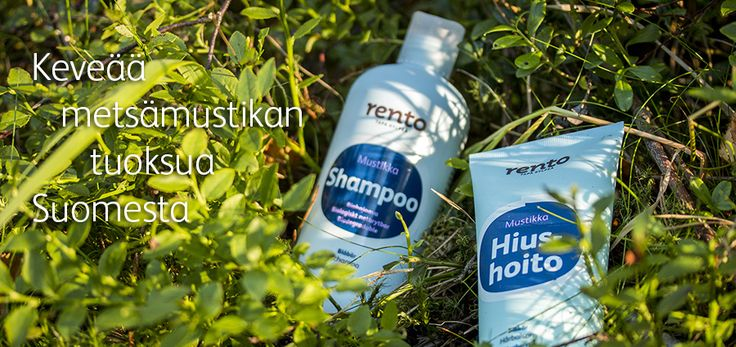 Rento Sauna - Keveää metsämustikan tuoksua Suomesta