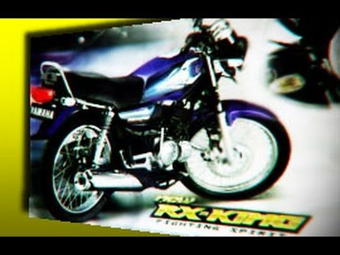 how to BUILD yamaha RX KING in traditional - bring back legend