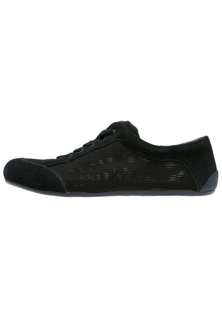 ¡Consigue este tipo de zapatos con cordones de Camper ahora! Haz clic para ver los detalles. Envíos gratis a toda España. Camper PEU SENDA Zapatos con cordones black: Camper PEU SENDA Zapatos con cordones black Ofertas     Material exterior: piel/tela, Material interior: combinación de piel/tela, Suela: fibra sintética, Plantilla: tela   Ofertas ¡Haz tu pedido   y disfruta de gastos de enví-o gratuitos! (zapatos con cordones, vestir, acordonado, acordonados, cordón, blucher, oxford, b...