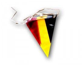 Vlaggenlijn BELGIE plastic