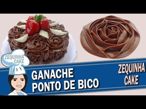Descubra como fazer o Ganache em ponto de escorrer.  Super simples, super fácil, lindo e delicioso!  Faça você também no seu próximo bolo!  Veja mais dicas e decorações em meu site: http://www.penelopeacademy.com