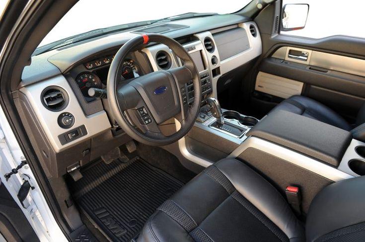2013 Ford Raptor Interior