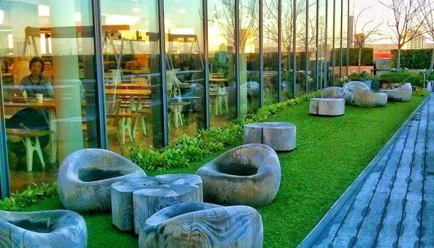 Image Result For Google London Roof Google Office Roof Garden Student Office