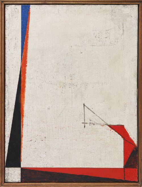 Osvaldo Licini: Composizione 1933