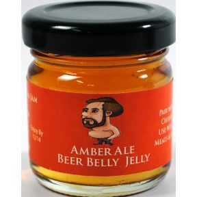 Colorado Mountain Jam Amber Ale Beer Jelly #holiday #gift