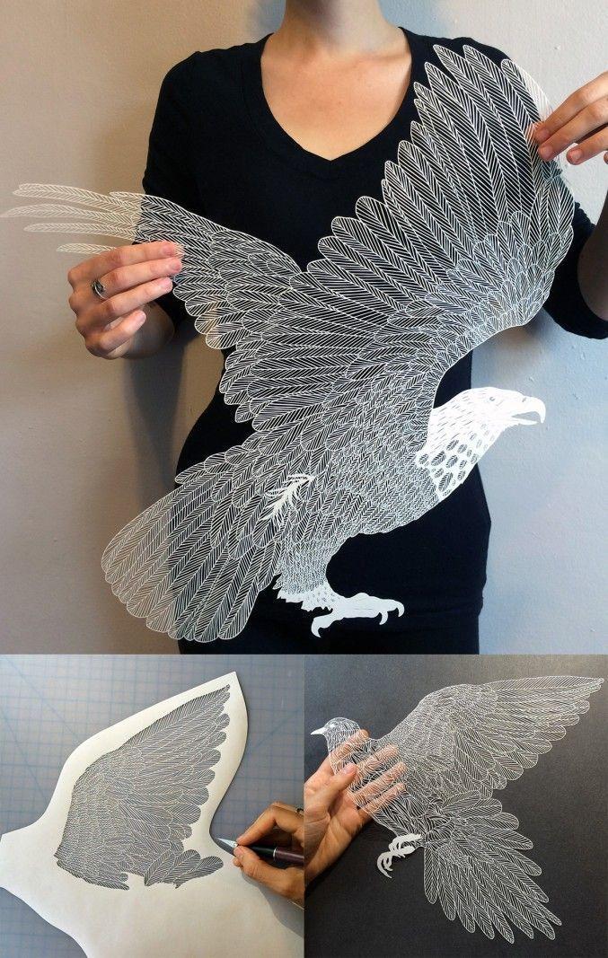 L'art du papier #2 : 100 créations incroyables & originales à découvrir - édition 2015   BlogDuWebdesign Maude White                                                                                                                                                     Plus