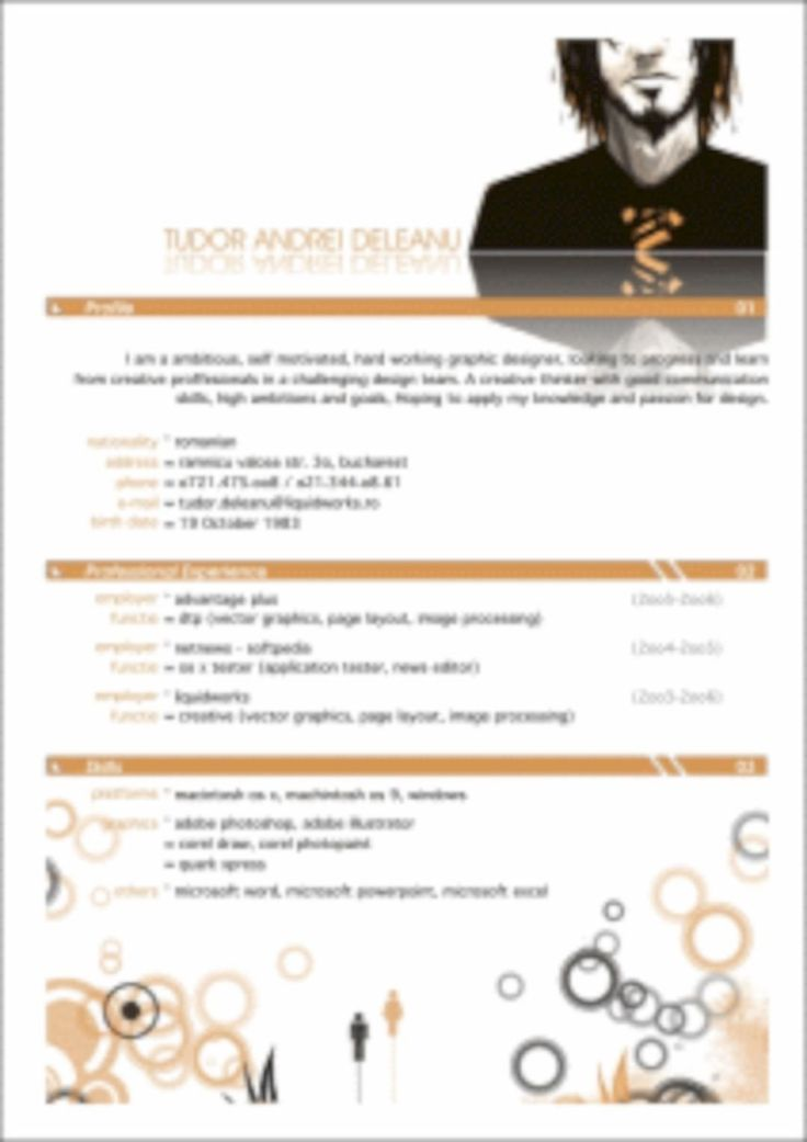 15 best Dream Job Hunt images on Pinterest Resume ideas, Dream - cool resume ideas