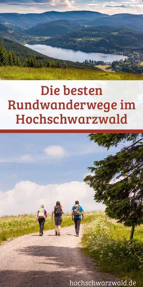 Rundwanderwege im Schwarzwald