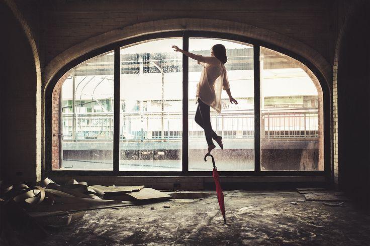 Perseverance by CJ Tajonera Bio - Surreal Fine Art Photography