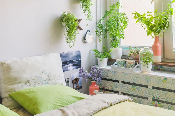 Wiosenna sypialnia