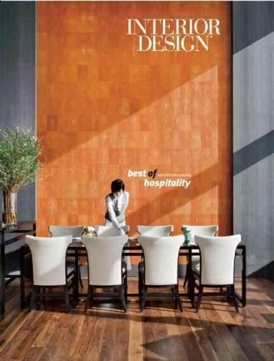 Interior Design Best of Hospitality: Architecture & Design