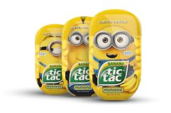 Tic Tac Minion Mints Back By Popular Demand