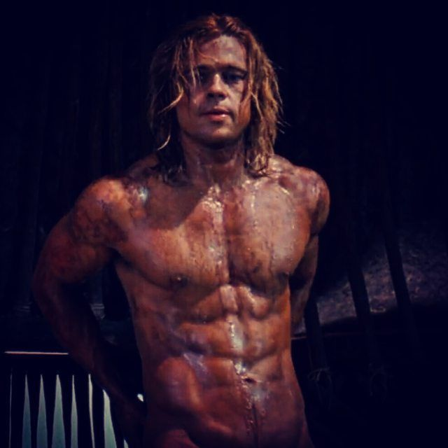 "For my next role as Satan in ""The Last Supper"" short film I've been working 9 months on my character. Now that I finished writing the script it's time for a huge workout to start taking as a reference for the final result: Brad Pitt amazing work on his character Achille for (2004) ""Troy"" movie. (Even if he had troubles with his legs workout) aaaand!... I think this is going to be my case too. Anyway Let's do this. #NewRole #NewGoal The Last Supper (@le_dernier_souper) Starring : Adam (@jo..."