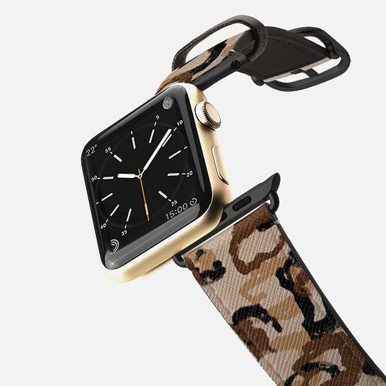 Leopard Print 23 - Saffiano Leather Watch Band LAST CHANCE!!!   Get 17% OFF Orders Over $40 | Get 20% OFF Orders Over $80 | Get 30% OFF Orders Over $100 USE CODE: CYBER2017 | Expires in: less 2 hours  If you missed it, you can still save $10 with this link  https://www.casetify.com/invite/2dvn92