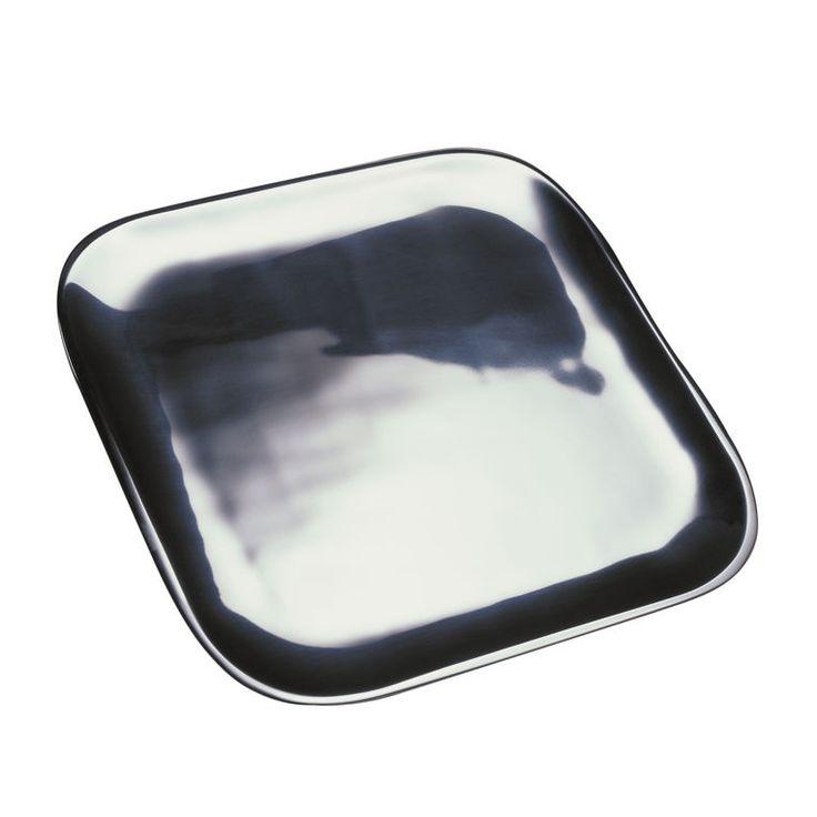 Nambe Square Platter - 11-inch