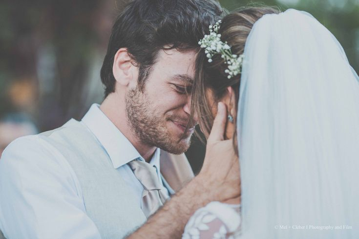 I love her vail and head piece. So beautiful and simple! Plus...I would love a picture like this too.