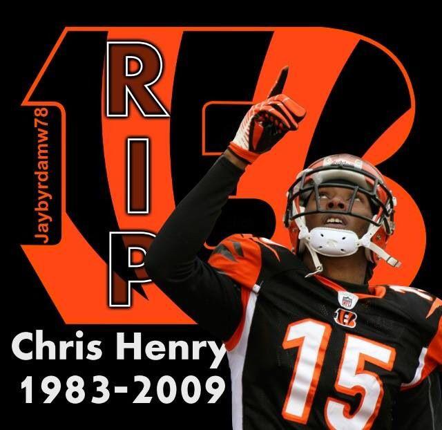 Bengals Chris Henry Dead