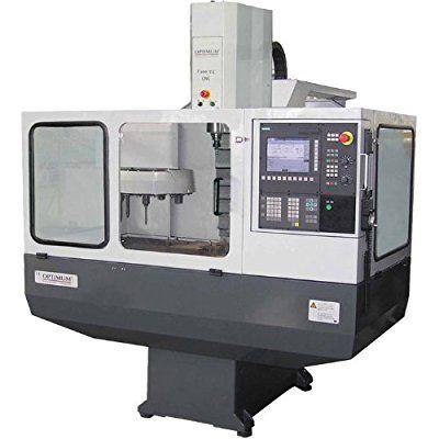 CNC-Fräsmaschine OPTI F100 TC CNC