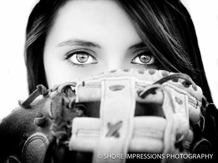 Softball Senior Pic  #softball #pretty