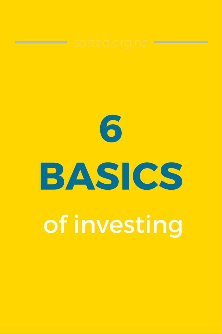 When it comes to investing, there are some key fundamentals. Think of these basics of investing as a cycle to refer back to repeatedly.