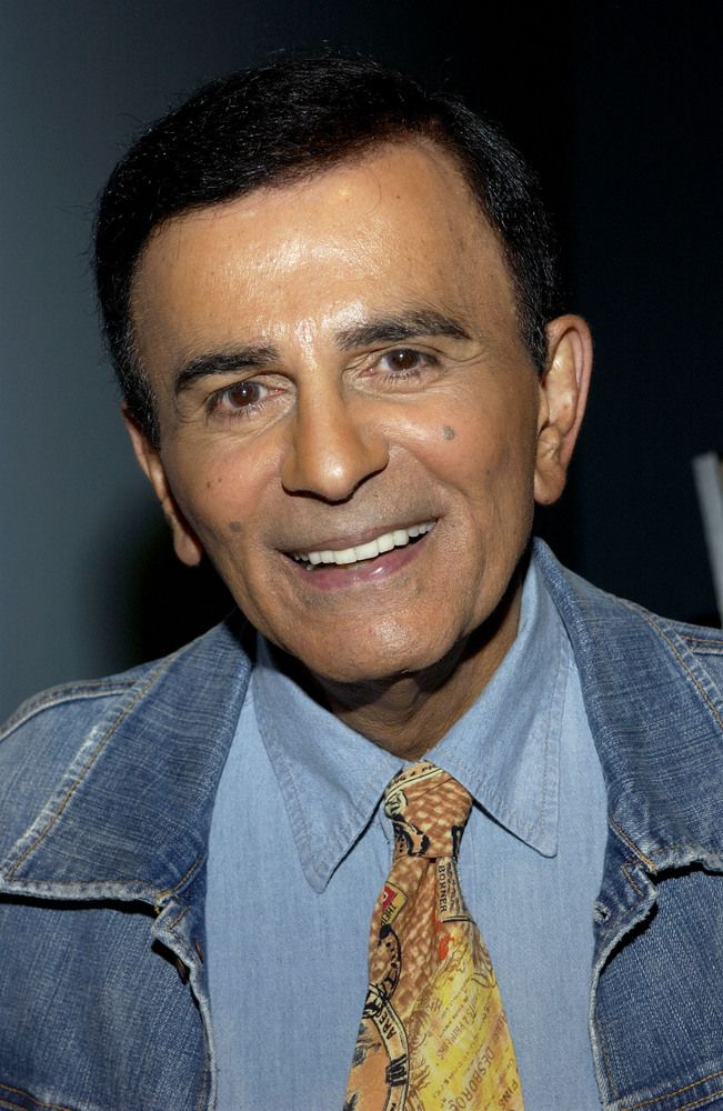 """Casey Kasem Legendary broadcaster Casey Kasem, who was best known for his work on the """"American Top 40"""" radio show, which he hosted from 1970 to 1988, and again from 1998 until 2004, died on June 15, 2014. He was 82."""