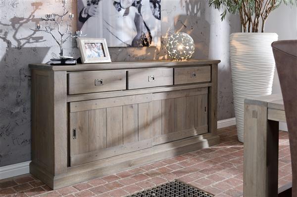 le buffet madison by h h cr ateur de meubles revisite. Black Bedroom Furniture Sets. Home Design Ideas