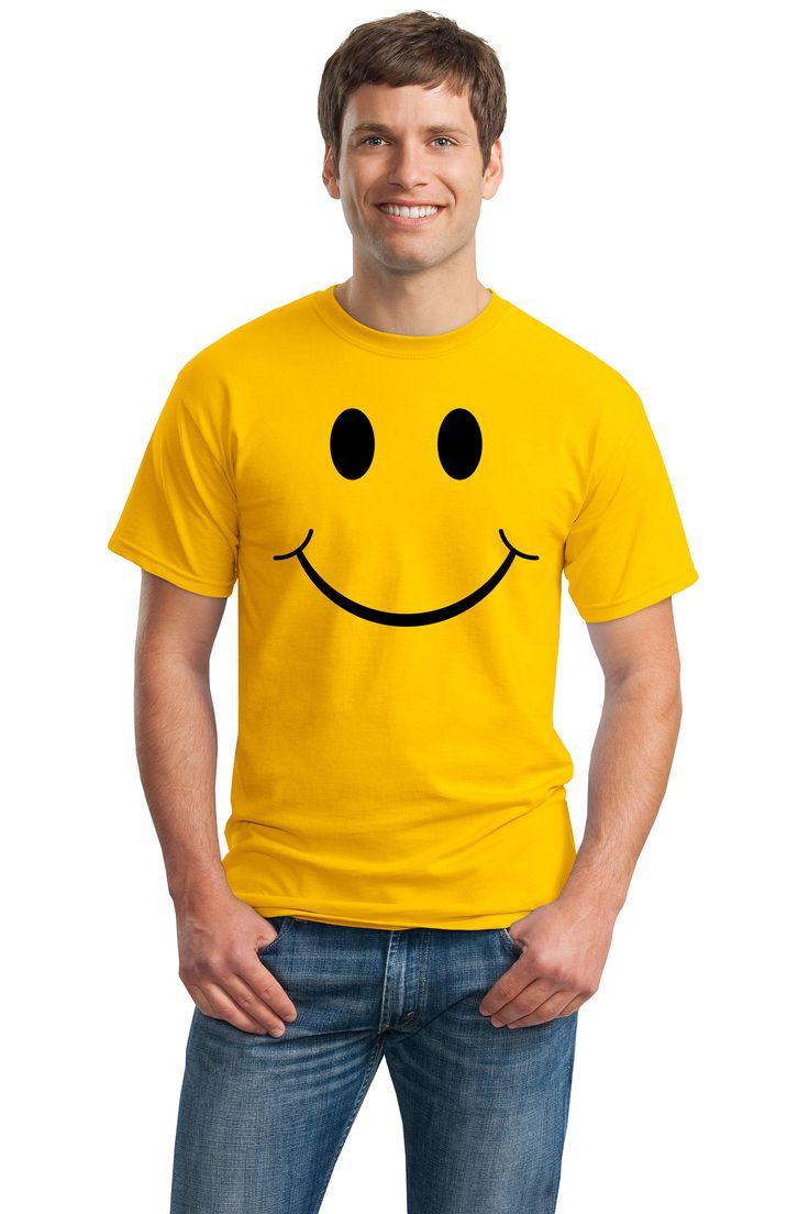 smiley face shirt men women youth t shirt funny shirts. Black Bedroom Furniture Sets. Home Design Ideas