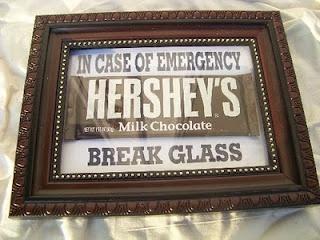 **Chocolate Emergency Kit
