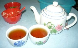 Ban Lee BKT - I only have Ti Guanyin Tea.