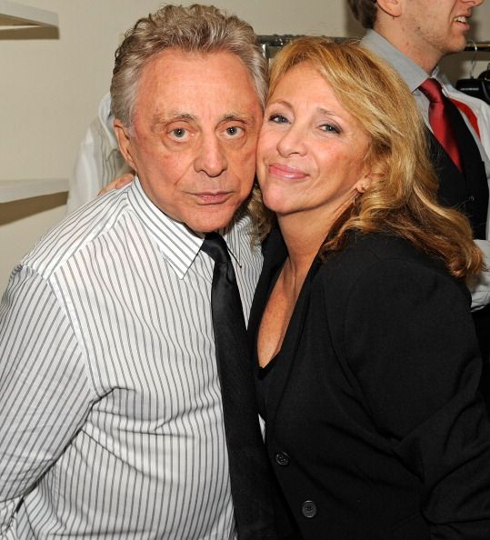 Frankie and his daughter, Toni | Frankie Valli | Pinterest ...
