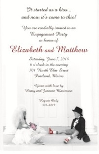 Engagement - Invitations and Announcements
