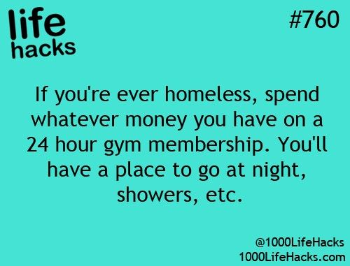 Life hack, really good point!