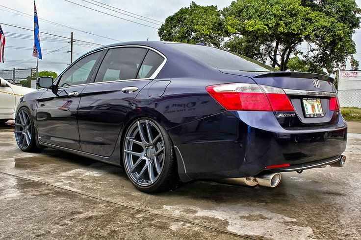 Honda Accord 9th gen Honda Accord Pinterest Honda