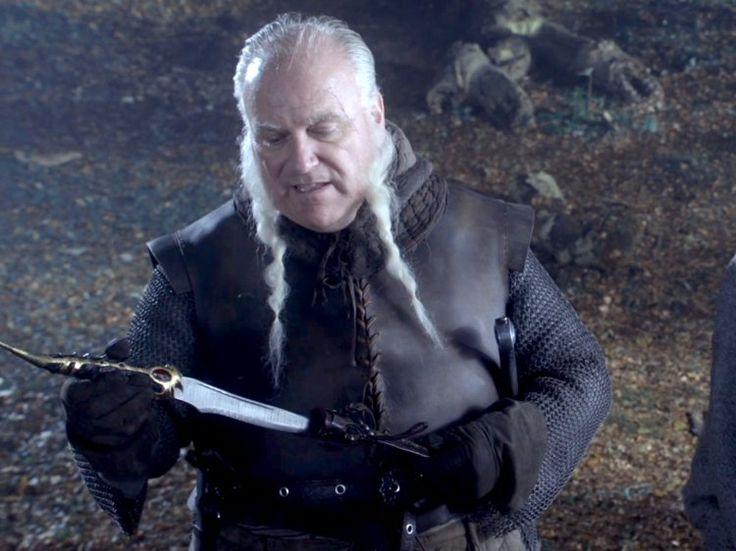Rodrik Cassel Game of Thrones season one catspaw blade dagger valyrian