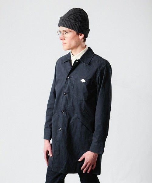 シンプルだからこそおしゃれに着こなして欲しい。秋冬のファッション アイテム メンズショップコート コーデを集めました。