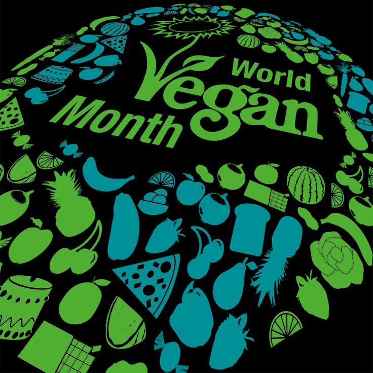 World Vegan Day/Month 2016 🌱 - (Starting November 1st) | Every November we celebrate World Vegan Day and World Vegan Month, as well as the formation of The Vegan Society. Find out what events and special offers are happening this year. #WordVeganDayMonth2016
