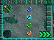 Free Online Puzzle Games, Use a giant laser and a small pebble to push a jeweled tile into its proper position in Lazer Shoots!  Launch the pebble into the tile so it edges it closer to the giant hole on each level!  Match up the color of the hole with the color of the tile to get extra points!, #puzzle #strategy #match #shooter #gamer #nerds #videogame #game #online #onlinegame