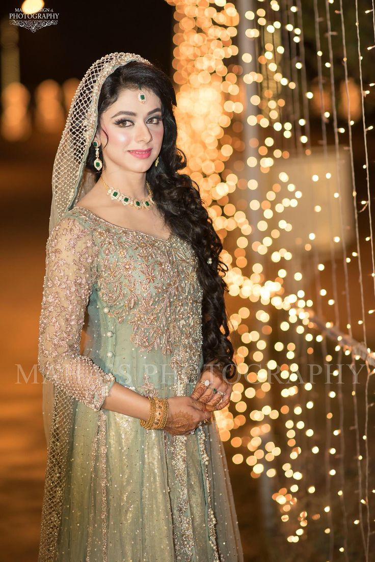 Bride Walima Shoot Captured By